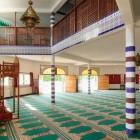 Grande salle de la mosquée de Béziers