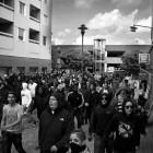 Manifestation anti mosquée en Suède