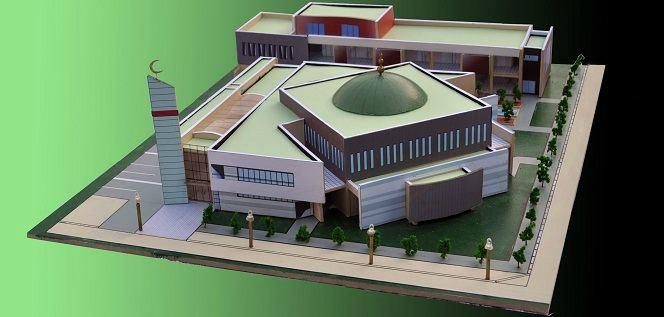 Mosquée Assalam de Nantes pour 2012