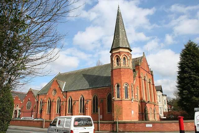 Eglise transformé en Mosquée en Angleterre