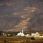 La mosquée sur la route du Paradis ?
