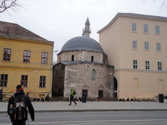 Mosquée du 16e siécle en Hongrie