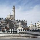 Mosquée Noire et Blanche à Amman en Jordonie