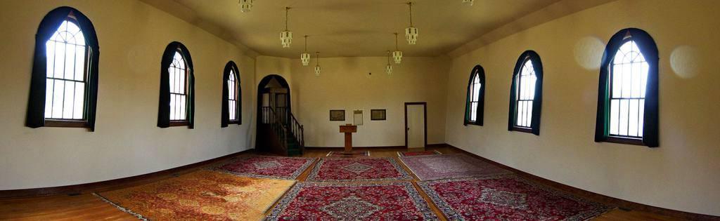 1er mosquée du Canada Edmonton