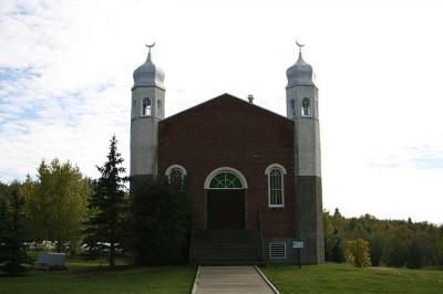 1er mosquée du Canada