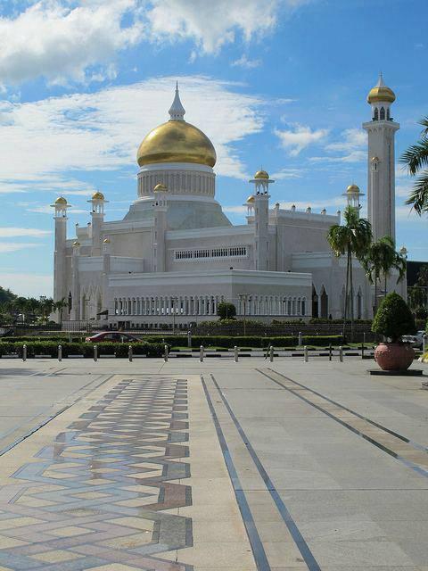 mosquee darussalam brunei 24 mai 2011 Mosquée du jour   24 mai 2011
