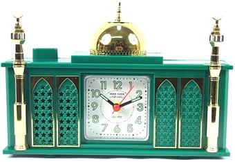 La mosquée horloge