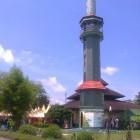 Mosquée indonésienne