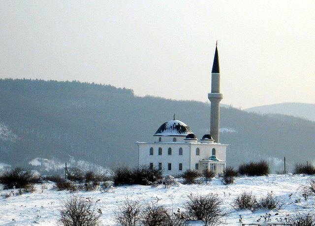 Mosquée du jour – 25 mai 2011