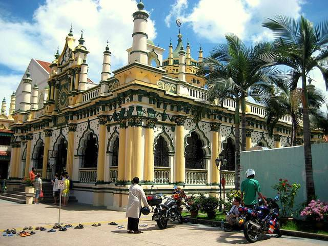 La mosquée little India