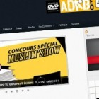 le site Ajib nouveau logo