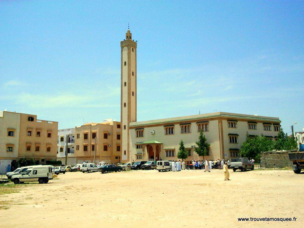 Mosquée Billal ibn Rabah, Agadir, son vendredi