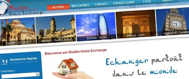 Muslim Home Exchange