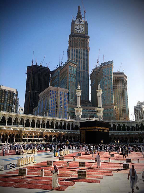 Mecca Clock Tower sera achevée pour le Ramadan 2011