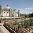 Une mosquée à Kashgar en Chine