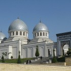 Mosquée à Tashkbent en Uzbekistan