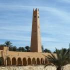 Grand Minaret de la mosquée à Ghardaya