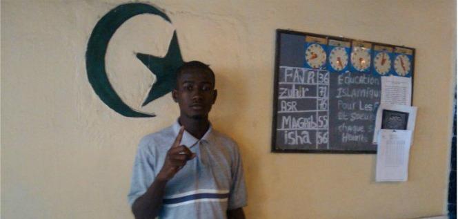 Mosquée Al Fatiha, une mosquée à Haïti