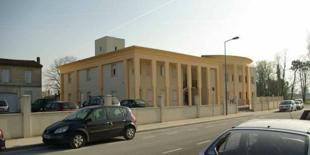 La grande mosquée de Libourne