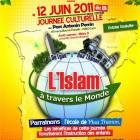 Affiche evenement mosquee Lyon
