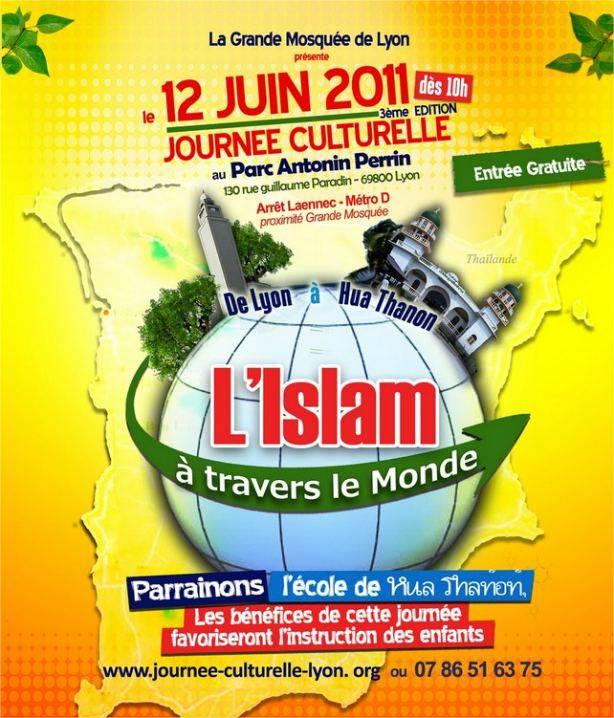 L'islam à travers le monde de Lyon à Hua Thanon
