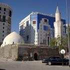 Un mosquée à Médine en Arabie Saoudite