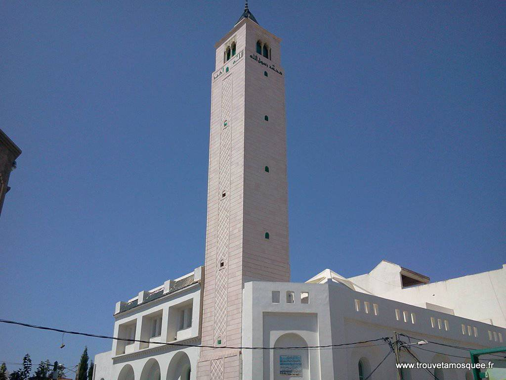 Mosquée Al Hidayah à Sousse en Tunisie