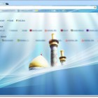 Un theme google chrome - mosquée
