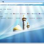 Un theme google chrome - mosquée