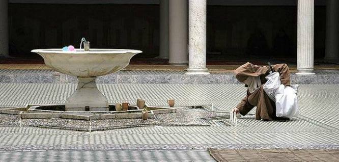 La mosquée au féminin