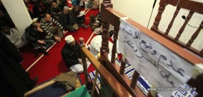 Mosquée de Nice : Estrosi à la conquête de l'électorat du FN