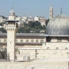mosquée Al Aqsa minaret