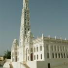 La grande mosquée Al Muhdhar Tarim au Yémen