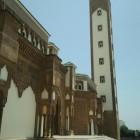 Mosquée jdida à Agadir au Maroc
