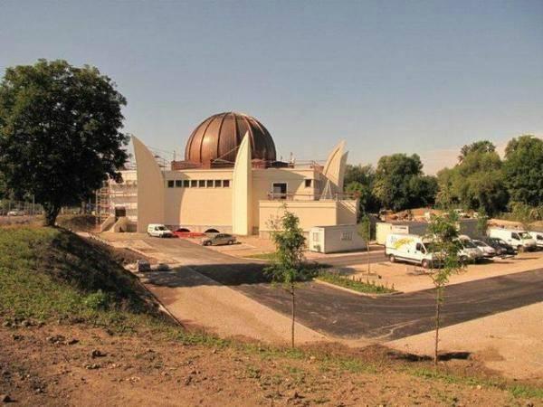 Mosquée de Strasbourg pour le Ramadan 2011