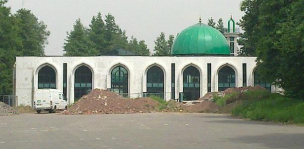 Mosquée de Villeneuve d'Ascq