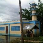 Petite mosquée aux Philippines