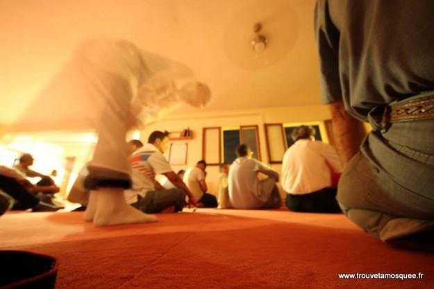 prière pendant Ramadan