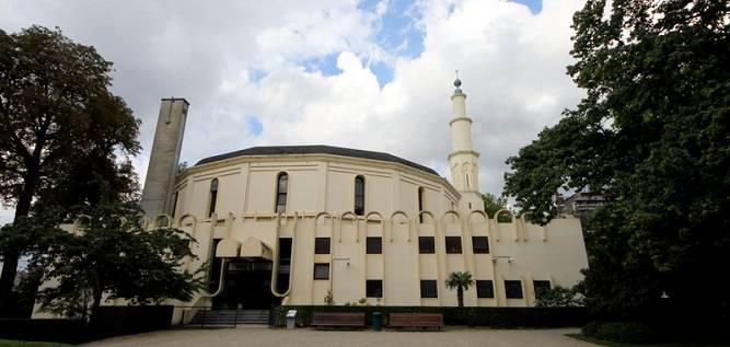 Ramadan Road Trip – jour 27 : mosquée de Bruxelles