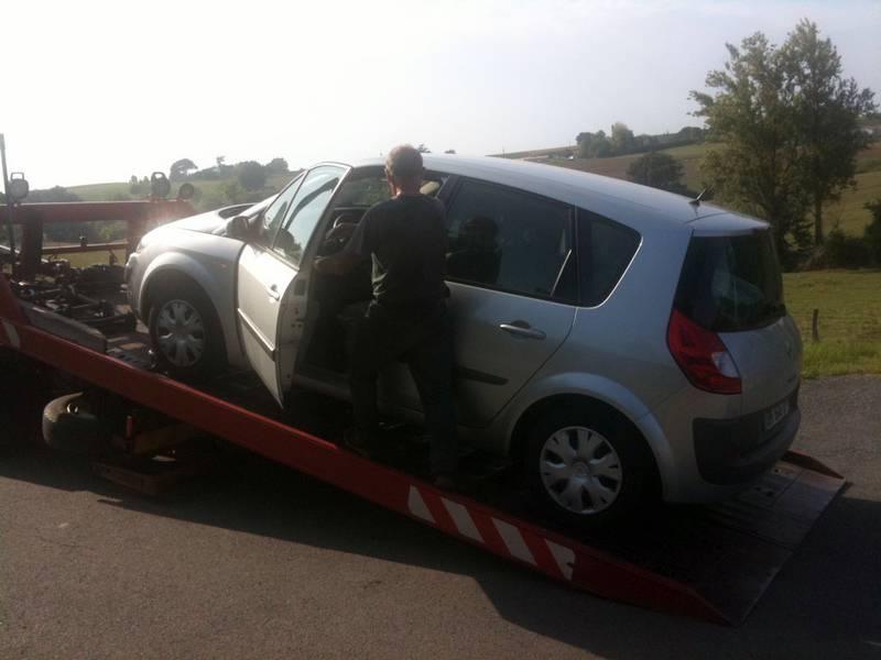 Ramadan Road Trip – jour 20 : la panne voiture