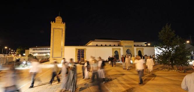 La mosquée de Saint-Etienne : 700 000€ offert par le Maroc