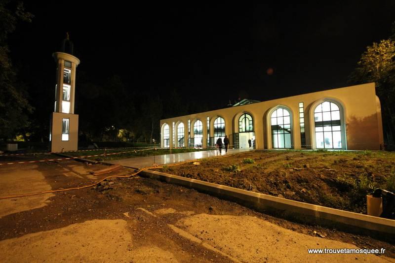 Ramadan road trip jour 26 mosqu e de villeneuve d ascq trouve ta mosqu e for Comhoraire la poste villeneuve d ascq