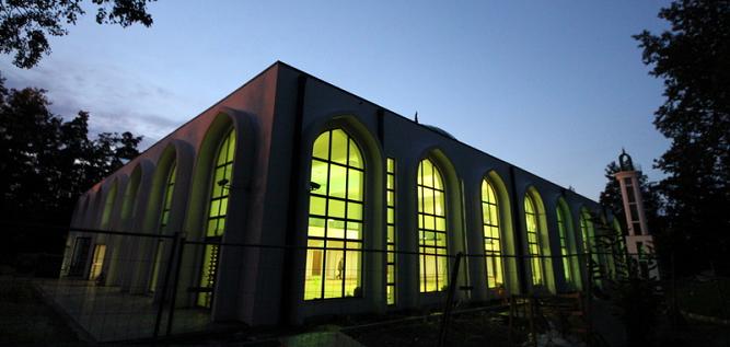 Ramadan Road Trip – jour 26 : mosquée de Villeneuve d'Ascq