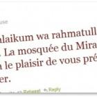 Twitter Accif Mosquée de Mirail Toulouse