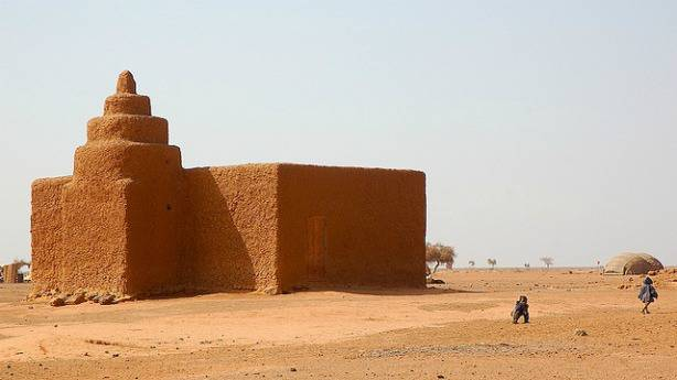 La mosquée Banco – Mali