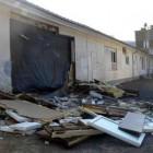 Mosquée de Revin accident
