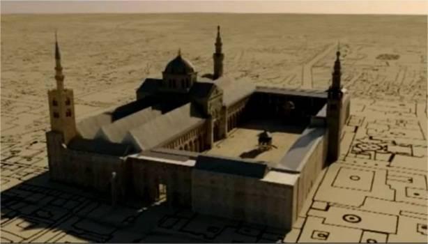 Mosquée de Damas Evolution 3