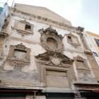Eglise transformée en mosquée à Parlerme