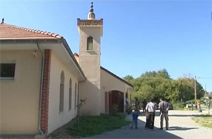 La mosquée de Guéret inaugurée