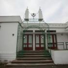 La facade de la mosquée d'angoulême